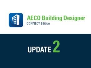 AECOsim Building Designer<br><h4>| Update 2</h4>