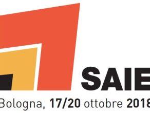 SAIE Bologna, 17-20 ottobre 2018