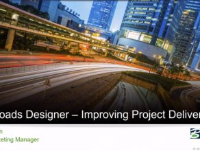 OpenRoads Designer – Improving Project Deliverables