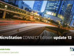 Disponibile il video del webinar sulla nuova versione di  MicroStation CONNECT EDITION